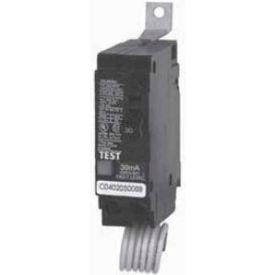 Siemens BF130 Circuit Breaker 30A 1P 120V 10K BLF GFCI 5MA