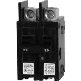 Siemens BQ2H015L Circuit Breaker 15A 2P 240V 10K BQ Line Lugs