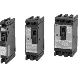 Siemens ED41M080 Circuit Breaker ED 1P 80A 277VAC 22KA 50C LD Lug