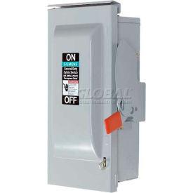 Siemens GF326NR Safety Switch 600A, 3P, 240V, 4W, Fused, GD, Type 3R