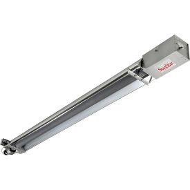 SunStar Propane Infrared Heater Straight Tube Vacuum - SIS100-40-L5 - 100000 BTU
