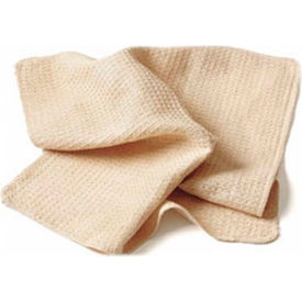 Waffle Weave Bar Towel, 18X18 Pack of 12 by