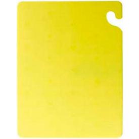 Kolorcut®Cutting Board / 18X24X1/2 / Yellow - Pkg Qty 6