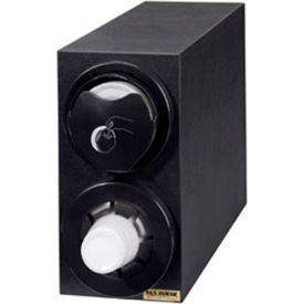 Sentry™ Dimension™ Beverage And Lid Cabinet, Black Trim Rings