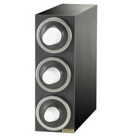 "Dimension™ Beverage Center Cabinets, 22-3/8"" Hx7-3/4"" Wx23"" D, Black Trim"
