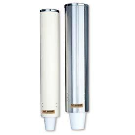 Pull-Type Foam Cup Dispenser, 10 oz. Polyethylene by