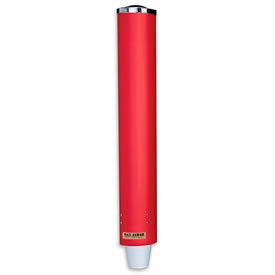 Pull-Type Paper Cup Dispenser, 10 oz. - Pkg Qty 2