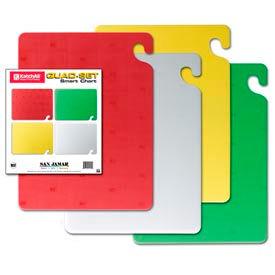 "Cut-N-Carry® 4-Board System, 12""H x 18""W x 0.5""D"