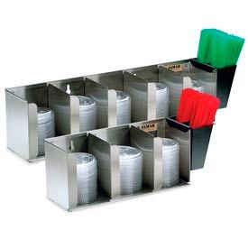 Adjustable Lid Organizers, 3 stacks