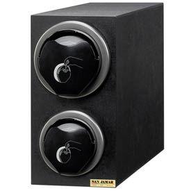 EZ-Fit® Lid Dispenser Box Systems, 15-1/8 Hx7-3/4 Wx25 D, Blk Trim Rings