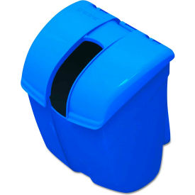 Saf-T-Ice® Scoop Caddy, Blue