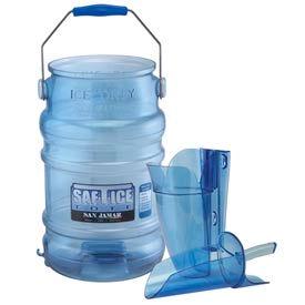 Saf-T-Ice® Value Pack, 64 oz. Scoop & Tote