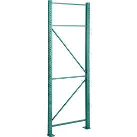 "SK2000® Boltless Pallet Rack - 48""W X 144""H Upright Frame"