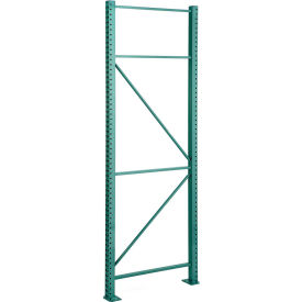 "SK2000® Boltless Pallet Rack - 48"" X 240"" Upright Frame"