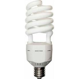 Sunlite® 05578-SU SL65/65K/MOG 65W Spiral CFL Light Bulb, Mogul Base, Daylight