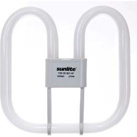 Sunlite® 05710-SU F38/2D/827/4P 38W Fluorescent 2D Lamp Bulb, GR10Q, Warm White