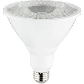 Sunlite 88395-SU PAR38/LED/18W/FL35/D/E/30K  18W PAR38 Dimmable Bulb, 1350 Lumens, 3000K  - Pkg Qty 6