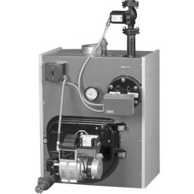 Slant-Fin Hot Water Oil-Fired Boiler With Tankless Coil TR-30-PT - 175000 BTU