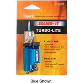 Deluxe Turbo-Lite Mini Torch-Gold