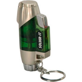 Turbo-Lite Hi-Tech Lighter-Green