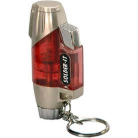 Turbo-Lite Hi-Tech Lighter-Red