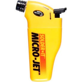 Micro-Jet Automatic Ignition Torch (Refillable Fuel Cell Included)