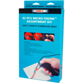Micro-Therm Crimp 'N Seal Asst. Kit With Crimping Tool