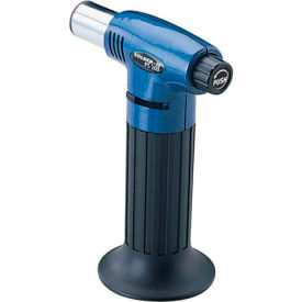 Hand Held Electronic Ignition Micro Torch-Blue