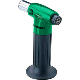 Hand Held Electronic Ignition Micro Torch-Green