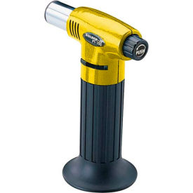 Hand Held Electronic Ignition Micro Torch-Yellow