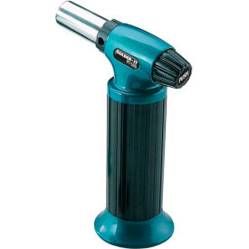 Heavy Duty Hand Held Electronic Ignition Micro Torch-Blue