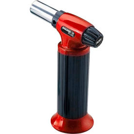 Heavy Duty Hand Held Electronic Ignition Micro Torch-Red