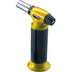Heavy Duty Hand Held Electronic Ignition Micro Torch-Yellow