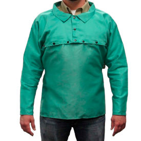 Stanco Flame Resistant Cape Sleeve with Collar and 14