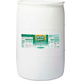 Simple Green® Industrial Cleaner and Degreaser, 55 Gallon Drum - 13008