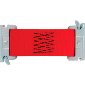 """Snap-Loc SLTE200R E-Strap 2""""X6"""" Multi-Use Red Also Use For Connecting Multiple Snap-Loc Dolly Carts"""