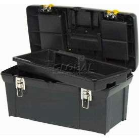 """Stanley® 024013s, 24"""" Series 2000 Tool Box With Tray - Pkg Qty 2"""