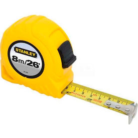 "Stanley 30-456 Tape Rule 1"" x 8M/26"