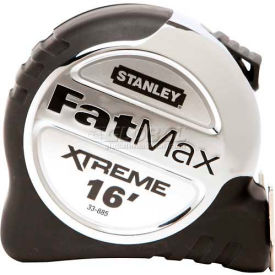 """Stanley® 33-885, FatMax Xtreme® Tape Rule with BladeArmor™ Coating 1-1/4"""" x 16'"""