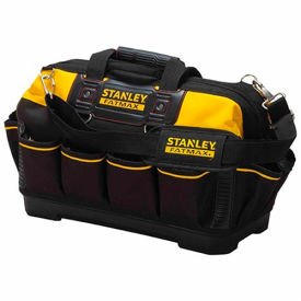 """Stanley 518150M 518150m, Fatmax® Open Mouth Tool Bag, 18"""""""