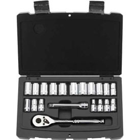 "Stanley 92-802 1/4"" Drive 20 Piece Mechanic'S Tool Set by"