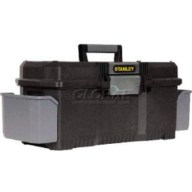 """Stanley® Stst24081, 24"""" One-Touch Tool Box With Pockets - Pkg Qty 3"""