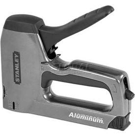 Stanley TR250 Heavy-Duty Aluminum Staple Gun / Brad Nailer by