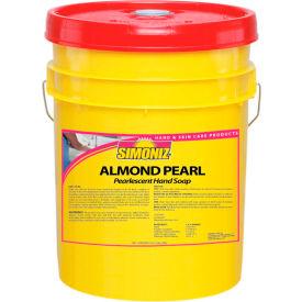 Simoniz® Almond Pearl Pearlescent Lotion Hand Soap 5 Gallon, Pkg Qty 1 - CS0215005