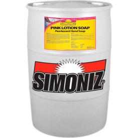 Simoniz® Pink Lotion Soap 55 Gallon, Pkg Qty 1 - CS0225055