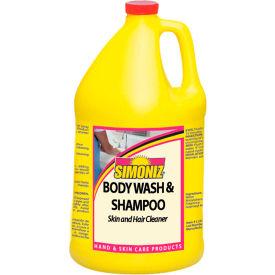 Simoniz® Body Wash & Shampoo 1 Gallon, Pkg Qty 4 - CS0325004