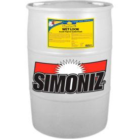 Simoniz® Wet Look Acrylic Floor Sealer/Finish, 55 Gallon Drum - CS07400055