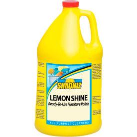 Simoniz® Lemon Shine Gallon Bottle, 4/Case - L2045004