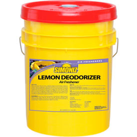 Simoniz® Lemon Deodorizer 5 Gallon, Pkg Qty 1 - L2106005