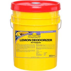 Simoniz® Lemon Deodorizer 5 Gallon, Pkg Qty 1 - L2106005